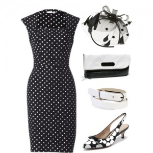 Spring Race Wear - Classic Monochrome